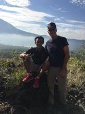 Bali Mt Batur Guide Nov 2016