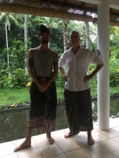 Bali Yoga Team Sarongs Nov 2016